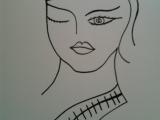 19/33 Femmes - Encre de chine sur papier 2013