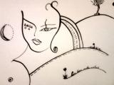 Les Collines - Encre de chine 2013