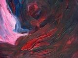 Devisage - Acrylique sur paper 1996