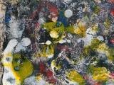 Folie Furieuse- Acrylique sur papier 2001
